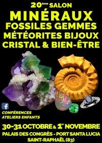 MINERAL-evenemang Saint-Raphaël