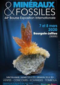 44: e mineral- och fossilutbyte och utbyte