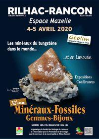 32: e utställningen, fossila mineraler, ädelstenar och smycken