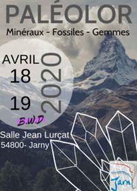 Den femte upplagan av Fossil Minerals and Jewelry show
