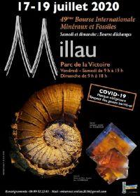 Fossil Minerals stipendium och Millau utbytesstipendium 2020