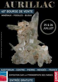 40: e fossila mineraler och smyckenutbyte