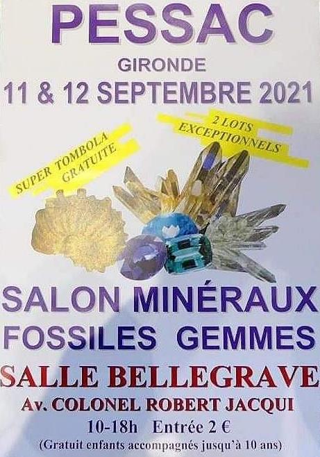 Gemstone Fossil Minerals Fair