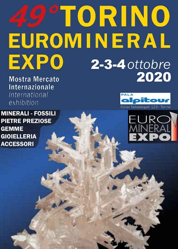 49: e Torino Euro Mineral Expo