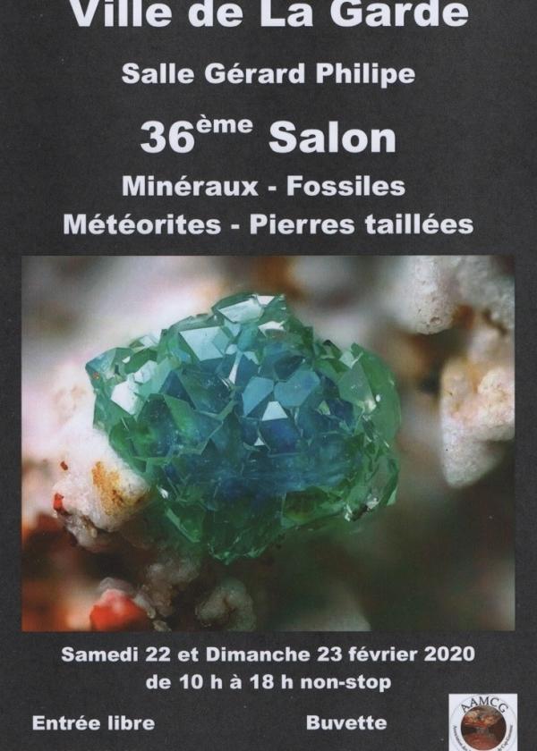 36: e mineral- och fossilutbyte