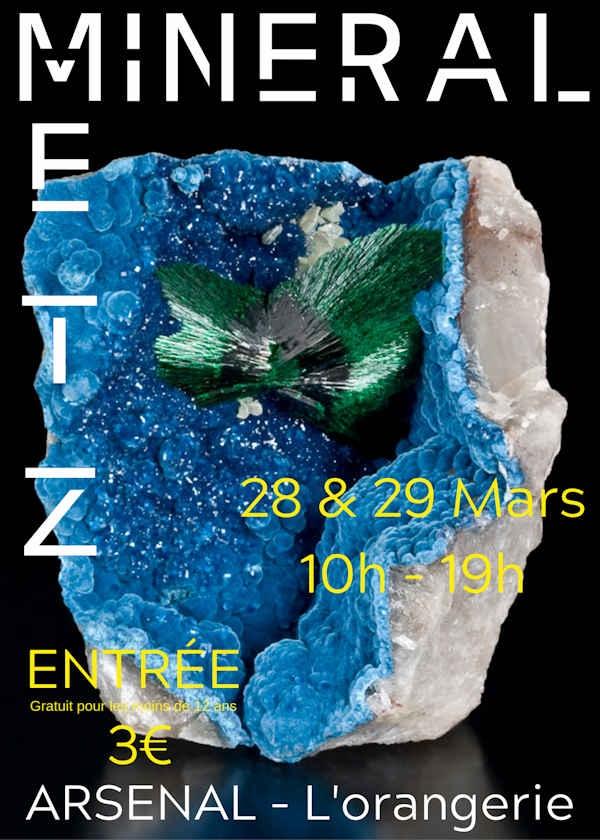 Mineraler, fossil och ädelstenar