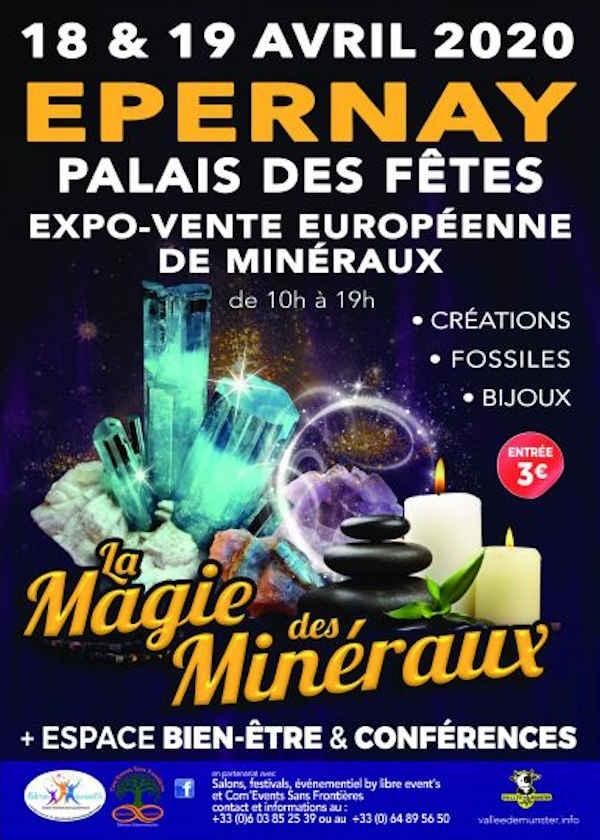 Europeisk mineralmässa, hälsoavdelning