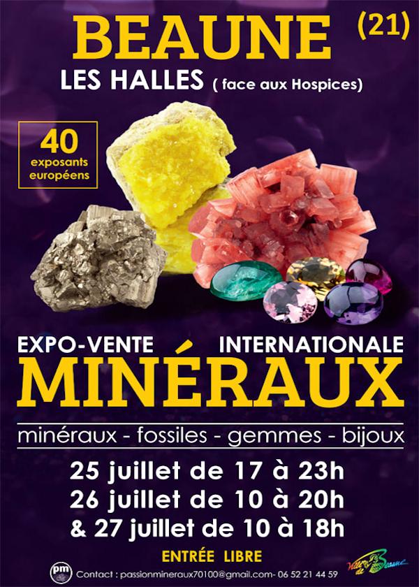 Mineraler och fossilmässa