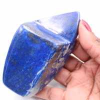 Freeform Lapis Lazuli stenblock