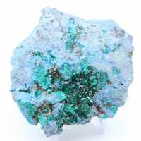 Dioptaskristaller
