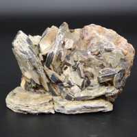 Grupp glimmerkristaller
