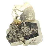 Dodekahedrisk pyrit