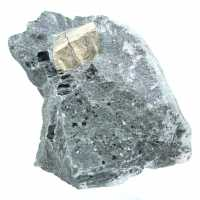Magnetit och pyrit