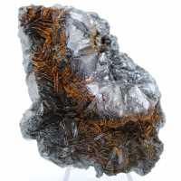 Hematitkristallisation vid hematitgångar