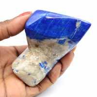 Samlingssten i Lapis-lazuli