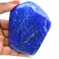 Naturlig lapis lazuli