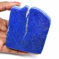 Lapis lazuli dekorationssten