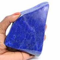 Lapis lazuli block
