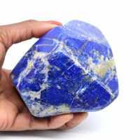Lapis lazuli prydnadssten