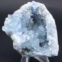 Celestit kristallsten