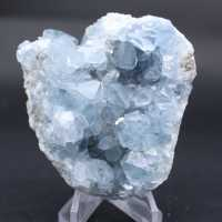 Naturliga celestitkristaller