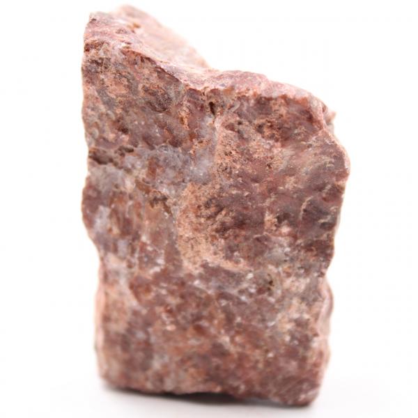 Rå brun kalcit från Mexiko
