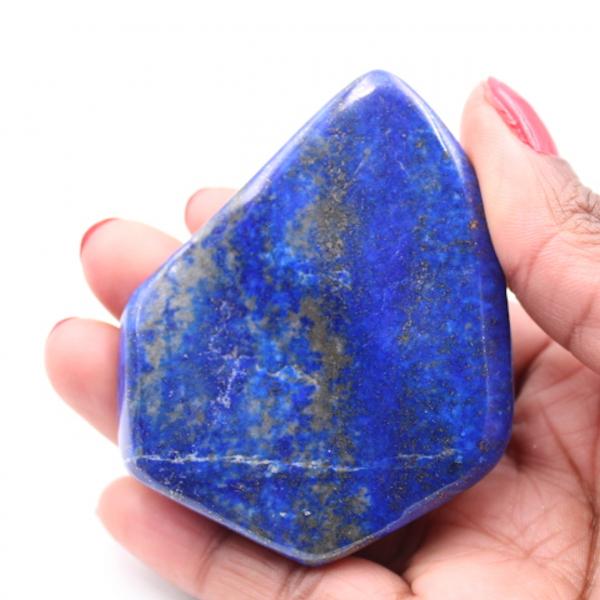 Lapis lazuli fri form