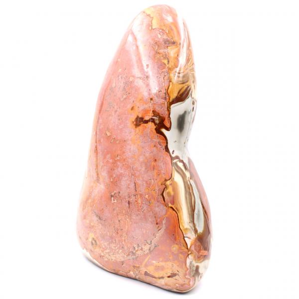 Tryckt jaspis polerat 4,5 kilo prydnadsblock