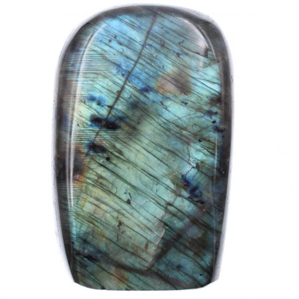 Blå labradoritsten för prydnad och dekoration