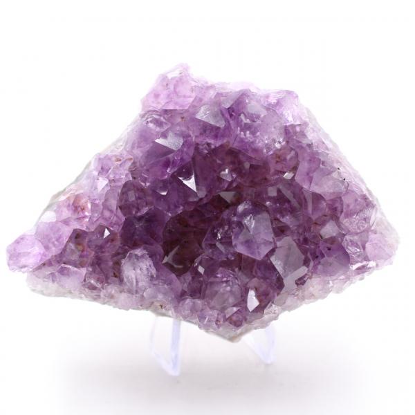 Stora ametistkristaller