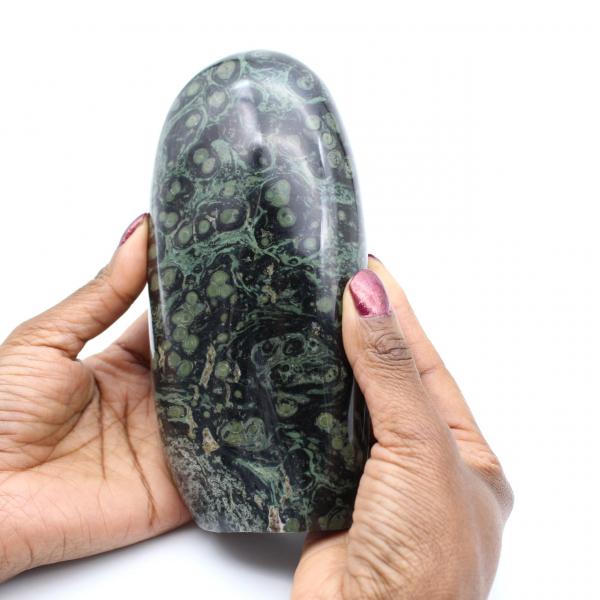 Kambaba jaspis sten