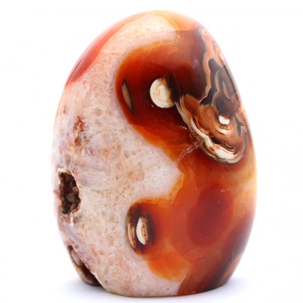 Carnelian rock
