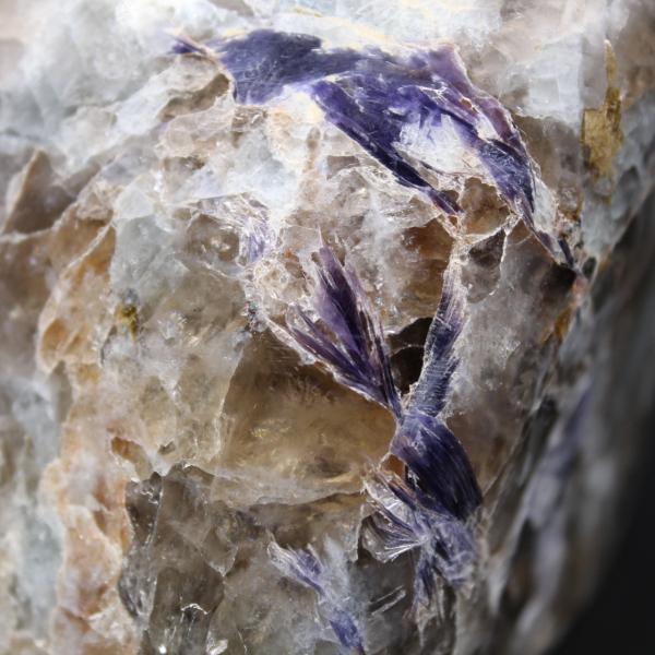 Lepidolitfri form