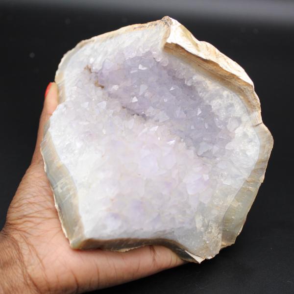 Kristalliserat kvartsagat