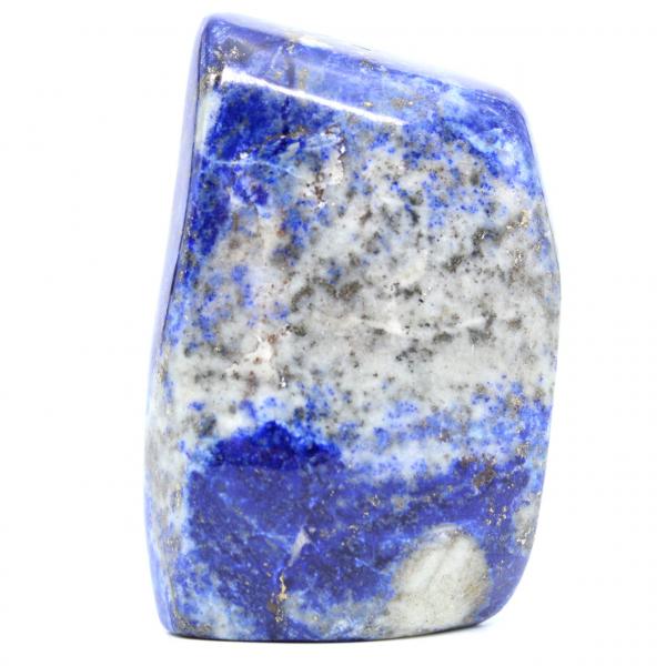 Naturligt block av Lapis-lazuli