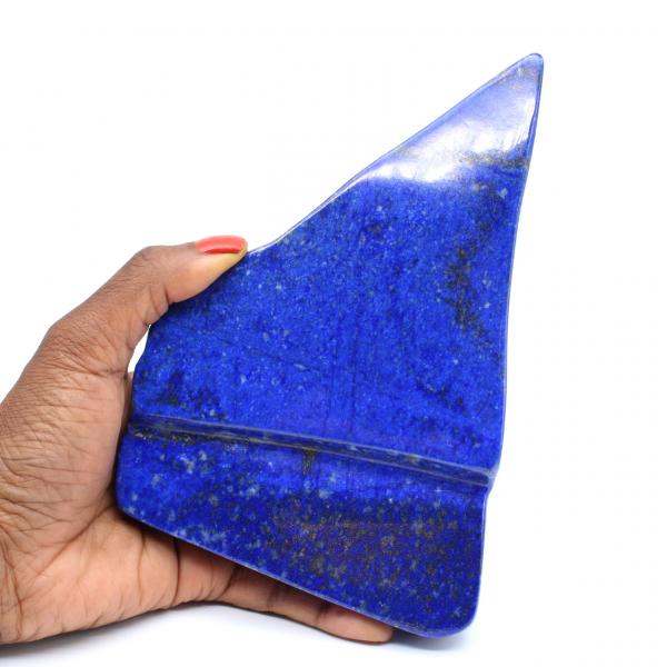 Lapis lazuli för dekoration
